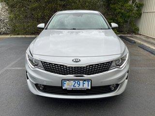 2016 Kia Optima JF MY16 SI Silver 6 Speed Sports Automatic Sedan.