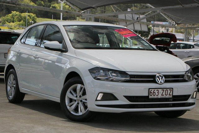Used Volkswagen Polo AW MY20 85TSI DSG Comfortline Bundamba, 2020 Volkswagen Polo AW MY20 85TSI DSG Comfortline White 7 Speed Sports Automatic Dual Clutch