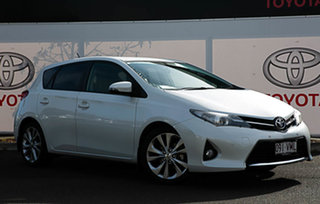 2014 Toyota Corolla ZRE182R Levin SX Crystal Pearl 7 Speed CVT Auto Sequential Hatchback.