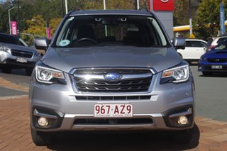 2018 Subaru Forester S4 MY18 2.0D-S CVT AWD Silver 7 Speed Constant Variable Wagon