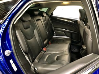2016 Ford Mondeo MD Titanium Blue 6 Speed Sports Automatic Dual Clutch Hatchback