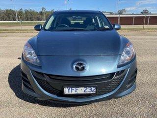 2011 Mazda 3 BL 10 Upgrade Maxx Green 6 Speed Manual Hatchback.