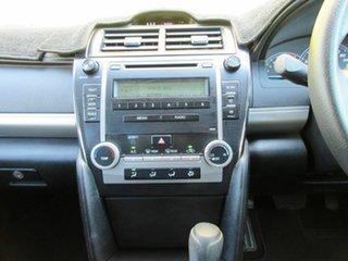 2013 Toyota Camry Altise White 5 Speed Automatic Sedan