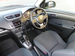 2014 Suzuki Swift FZ GL White 4 Speed Automatic Hatchback.
