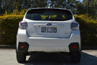 2016 Subaru XV G4X MY16 2.0i Lineartronic AWD White 6 Speed Constant Variable Wagon
