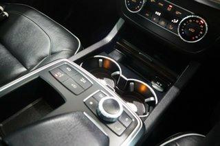 2013 Mercedes-Benz M-Class W166 ML350 BlueTEC 7G-Tronic + White 7 Speed Sports Automatic Wagon