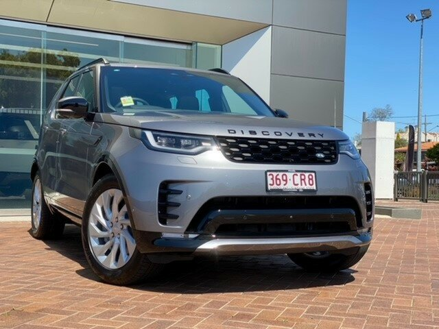 Demo Land Rover Discovery Series 5 L462 MY21 D300 R-Dynamic S Toowoomba, 2021 Land Rover Discovery Series 5 L462 MY21 D300 R-Dynamic S Grey 8 Speed Sports Automatic Wagon