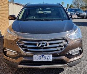 2016 Hyundai Santa Fe DM3 MY17 Elite Bronze 6 Speed Sports Automatic Wagon.