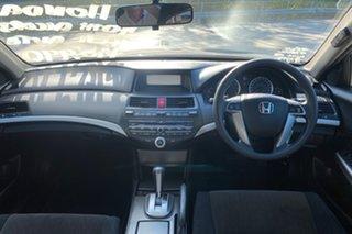 2009 Honda Accord 50 VTi 40th Anniversary Grey 5 Speed Automatic Sedan