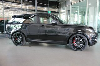 2015 Land Rover Range Rover Sport L494 15.5MY SDV8 HSE Dynamic Black 8 Speed Sports Automatic Wagon
