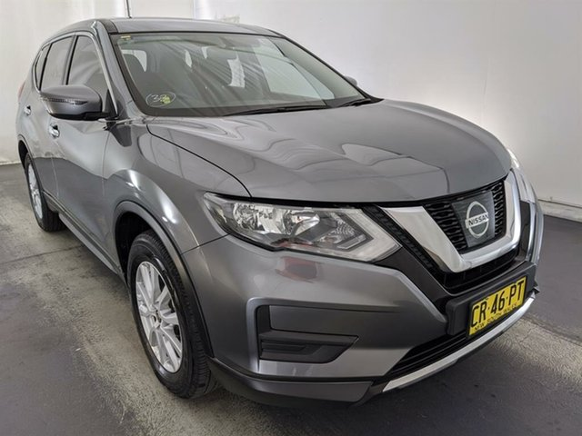 Used Nissan X-Trail T32 Series II ST X-tronic 2WD Maryville, 2018 Nissan X-Trail T32 Series II ST X-tronic 2WD Grey 7 Speed Constant Variable Wagon