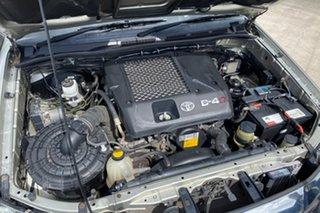 2012 Toyota Hilux KUN26R MY12 SR5 (4x4) Silver 4 Speed Automatic Dual Cab Pick-up