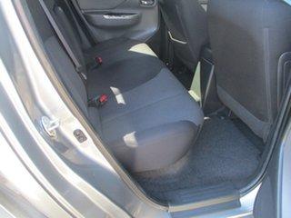 2015 Mitsubishi Triton MQ MY16 GLS Double Cab Silver 5 Speed Sports Automatic Utility