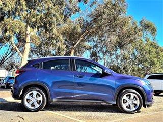 2016 Honda HR-V MY16 VTi-S Blue 1 Speed Constant Variable Hatchback.