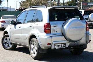 2005 Toyota RAV4 ACA23R Cruiser Silver 5 Speed Manual Wagon.