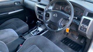 2005 Nissan Patrol GU IV ST-S (4x4) Silver 4 Speed Automatic Wagon