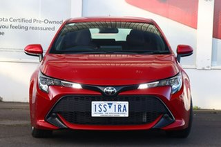 2020 Toyota Corolla Mzea12R Ascent Sport Feverish Red 10 Speed Constant Variable Hatchback.