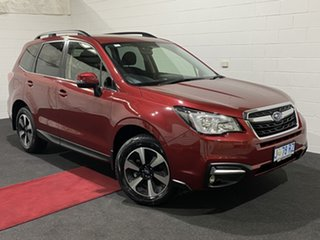 2018 Subaru Forester S4 MY18 2.5i-L CVT AWD Red 6 Speed Constant Variable Wagon.