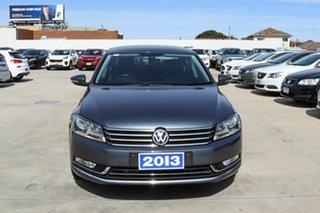 2013 Volkswagen Passat Type 3C MY14 130TDI DSG Highline Grey 6 Speed Sports Automatic Dual Clutch