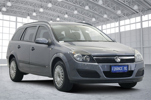 Used Holden Astra AH MY07.5 CD Victoria Park, 2007 Holden Astra AH MY07.5 CD Grey 5 Speed Manual Wagon