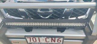 2011 Nissan Patrol GU 7 MY10 ST 4 Speed Automatic Wagon.