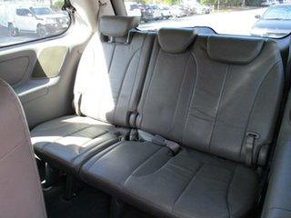 2013 Kia Grand Carnival VQ MY13 SLi White 6 Speed Sports Automatic Wagon