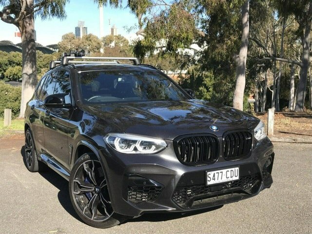 Used BMW X3 M F97 Competition M Steptronic M xDrive Adelaide, 2019 BMW X3 M F97 Competition M Steptronic M xDrive Grey 8 Speed Sports Automatic Wagon