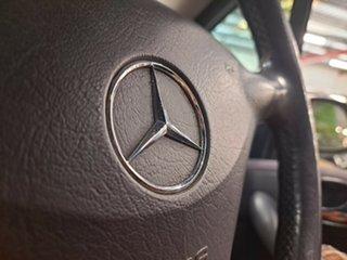2002 Mercedes-Benz A-Class W168 A160 Elegance Metallic Silver 5 Speed Manual Auto-Clutch Hatchback