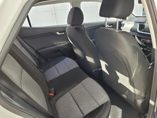 2021 Kia Stonic YB MY22 S FWD Silver 6 Speed Automatic Wagon
