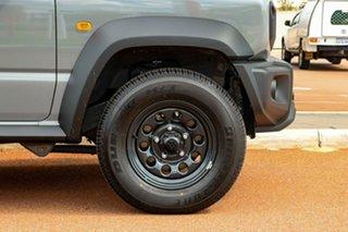 2021 Suzuki Jimny JB74 Grey 5 Speed Manual Hardtop