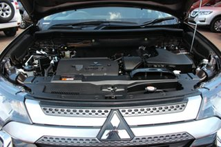 2019 Mitsubishi Outlander ZL MY19 ES AWD ADAS Volcanic Bronze 6 Speed Continuous Variable Wagon