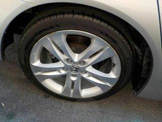 2008 Honda Accord Euro CU Luxury Silver 6 Speed Manual Sedan