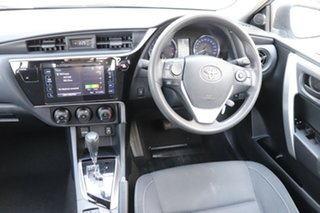 2019 Toyota Corolla ZRE172R Ascent S-CVT Blue Mist 7 Speed Automatic Sedan
