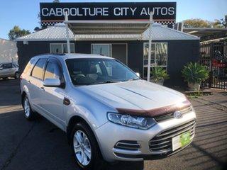 2012 Ford Territory SZ TX (RWD) Silver 6 Speed Automatic Wagon.