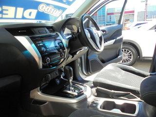 2015 Nissan Navara D23 ST Silver 7 Speed Sports Automatic Utility