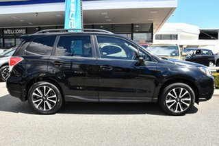 2016 Subaru Forester S4 MY17 2.5i-S CVT AWD Black 6 Speed Constant Variable Wagon