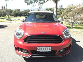 2019 Mini Countryman F60 Cooper DCT Red 7 Speed Sports Automatic Dual Clutch Wagon.