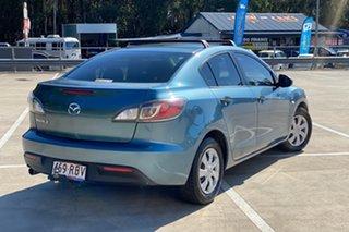 2010 Mazda 3 BL Neo Blue 5 Speed Automatic Sedan