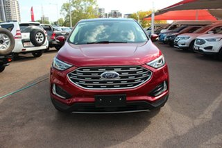 2019 Ford Endura CA 2019MY Titanium Red 8 Speed Automatic Wagon.
