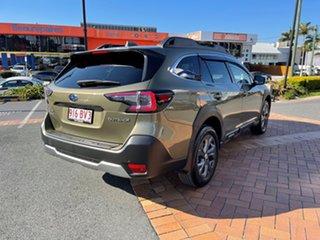 2021 Subaru Outback B7A MY21 AWD CVT Autumn Green 8 Speed Constant Variable Wagon.