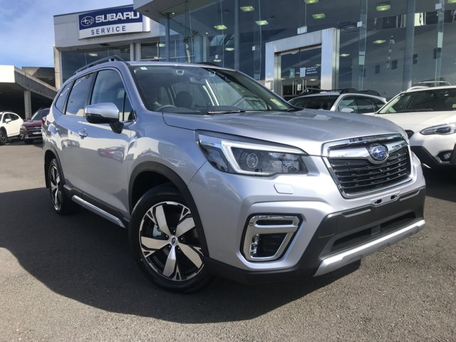 New Subaru Forester S5 MY21 2.5i-S CVT AWD Brookvale, 2021 Subaru Forester S5 MY21 2.5i-S CVT AWD Ice Silver 7 Speed Constant Variable Wagon