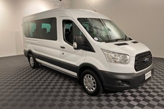 2016 Ford Transit VO 410L Mid Roof White 6 speed Manual Bus.
