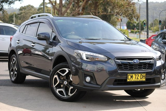 Used Subaru XV G4X MY17 2.0i-S Lineartronic AWD West Gosford, 2017 Subaru XV G4X MY17 2.0i-S Lineartronic AWD Grey 6 Speed Constant Variable Wagon