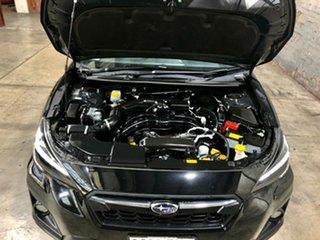 2018 Subaru XV G5X MY18 2.0i-S Lineartronic AWD Black 7 Speed Constant Variable Wagon
