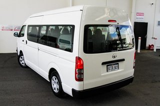2014 Toyota HiAce KDH223R MY14 Commuter French Vanilla 4 Speed Automatic Bus.