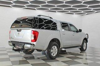 2016 Nissan Navara D23 Series II ST (4x4) Silver 7 Speed Automatic Dual Cab Utility