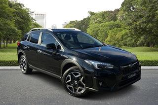 2018 Subaru XV G5X MY18 2.0i-S Lineartronic AWD Black 7 Speed Constant Variable Wagon.