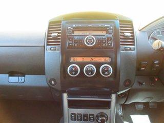 2010 Nissan Pathfinder R51 MY10 ST-L White 6 Speed Manual Wagon