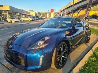 2021 Nissan 370Z Z34 MY20 GT Blue 6 Speed Manual Coupe