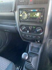 2011 Suzuki Jimny SN413 T6 Sierra Grey 5 Speed Manual Hardtop